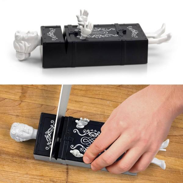 Afilador de Cuchillos caja de magia
