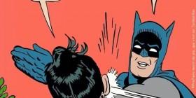 Batman abofetea a Robin: Tauromaquia