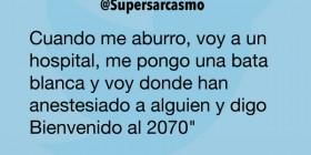 Bienvenido al 2070