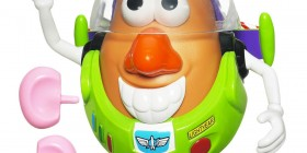 Buzz Lightyear como Mr.Potato
