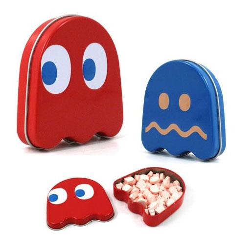 Caja de caramelos Pac-Man