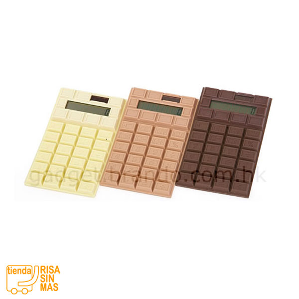 Calculadora Solar de Chocolate