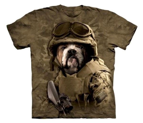 Camiseta Combat Sam