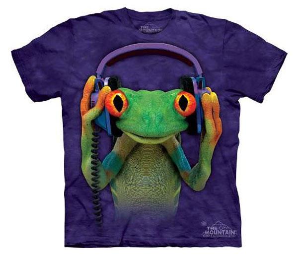 Camiseta Rana DJ