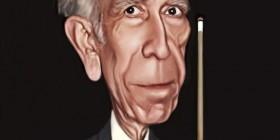 Caricatura de Irving Crane