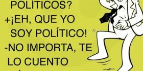 Chiste de políticos