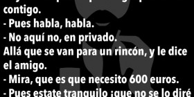 Chistes de Eugenio: Amigos de bar