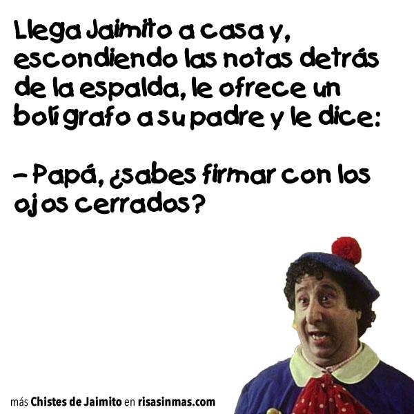 Chiste De Jaimito