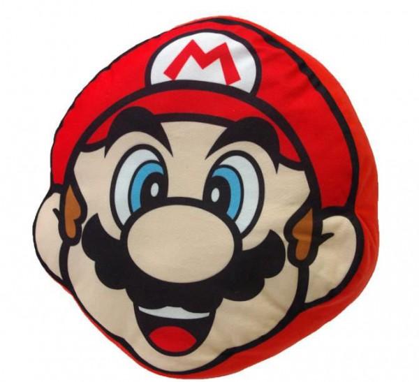 Cojín cara Mario Bros