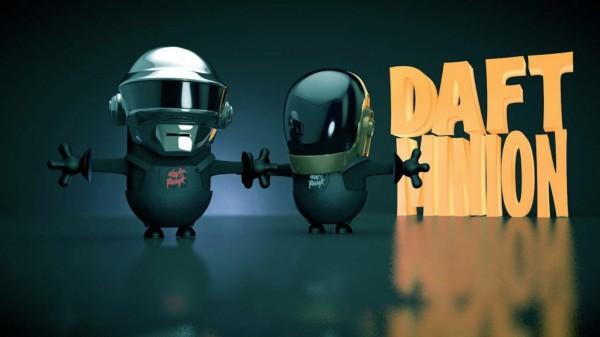 Daft Minion