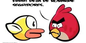 Discusión entre Angry Birds y Flappy Bird