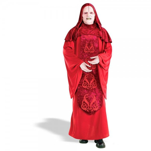 Disfraz Emperador Palpatine. Star Wars