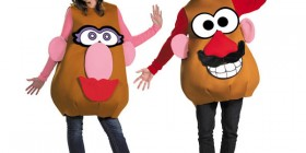 Disfraz Mr. Potato y Mrs. Potato