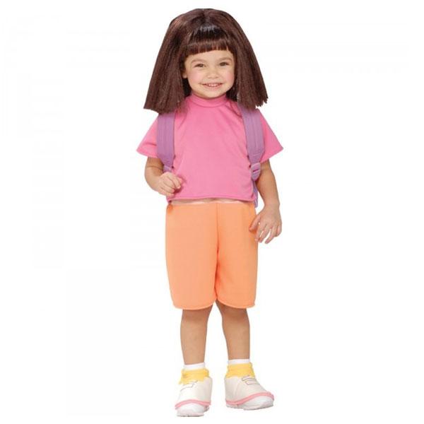 Disfraz de Dora la Exploradora