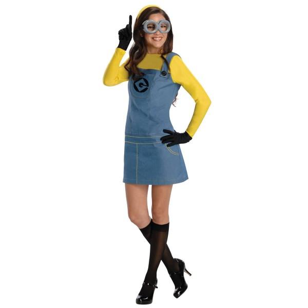 Disfraz de chica Minion