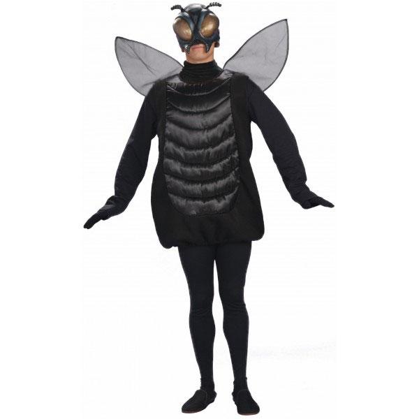 Disfraz de mosca