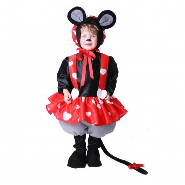 Disfraz de ratoncita