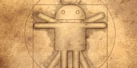 El Android de vitruvio