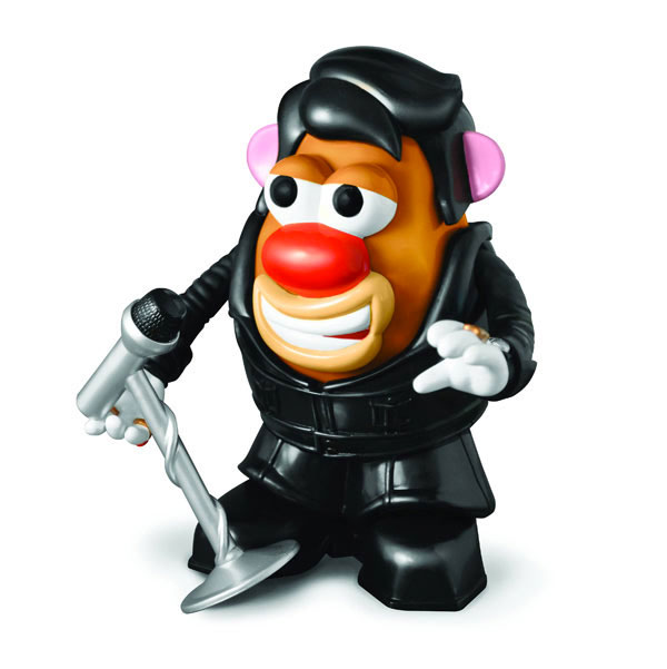 Elvis Presley como Mr. Potato
