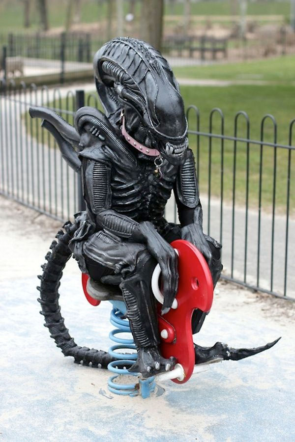 En ocasiones veo aliens