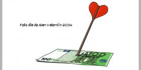 Feliz día de San Valentín 2014