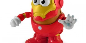 Figura Mr. Potato Iron Man