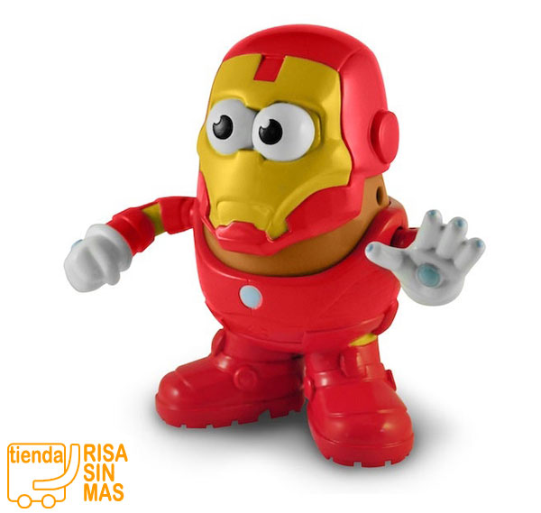 Figura Mr. Potato Iron Man