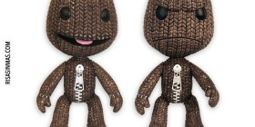 Figuras de Sackboy del videojuego Little Big Planet