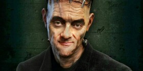 Frankenstein + Mr. Bean