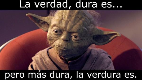 Frases de Yoda: la verdad