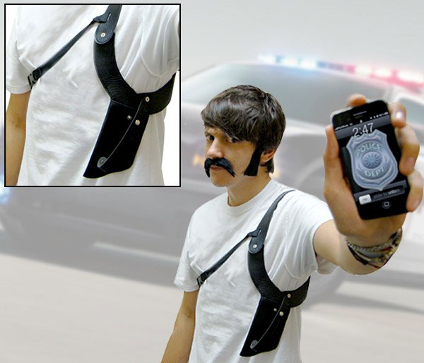 Funda agente secreto para iPhone