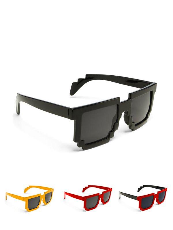 Gafas de sol de 8 bits
