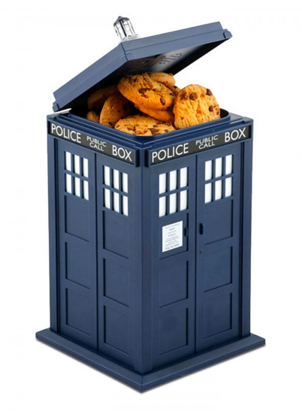 Galletero Doctor Who