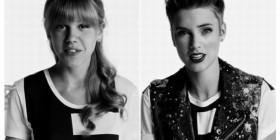 Intercambio de caras: Taylor Swift y Justin Bieber