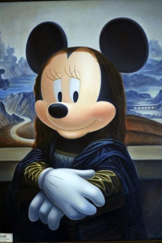 La Mona Mouse