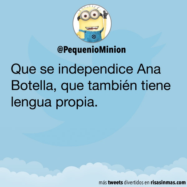 La independencia de Ana Botella