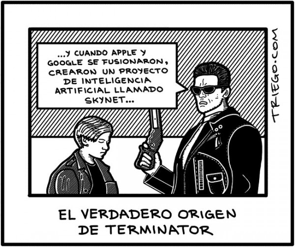 La verdadera historia de Terminator
