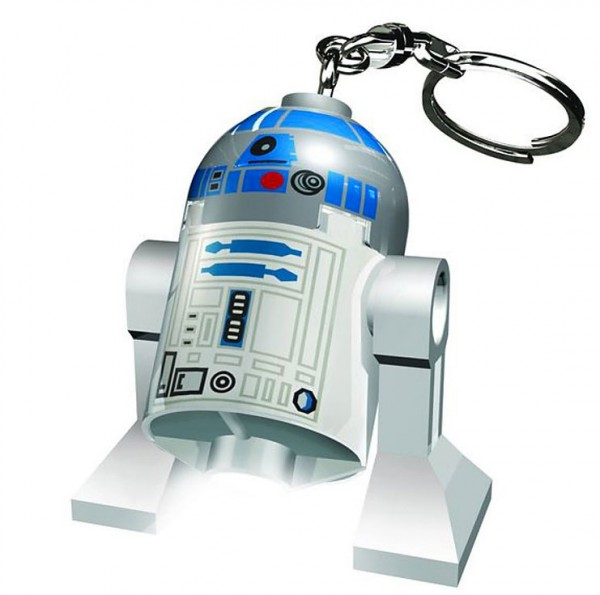 Llavero Linterna R2-D2 de LEGO