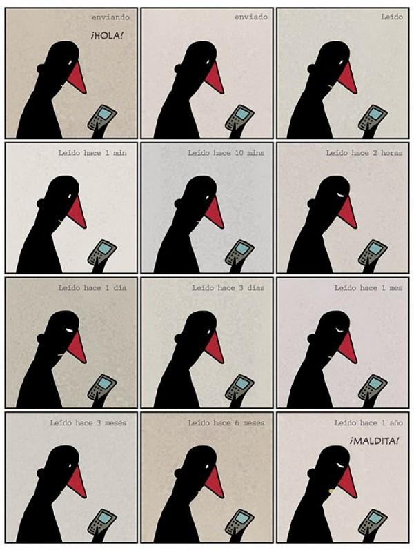 Mensajes leídos
