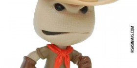 Mini figura Sackboy USA