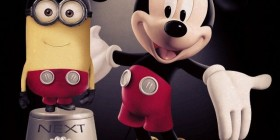 Minion Mickey Mouse