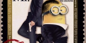 Minion de Brad Pitt como Sr. Smith