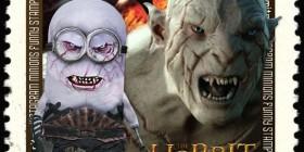 Minions El Hobbit: Azog