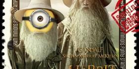 Minions El Hobbit: Gandalf, el Gris