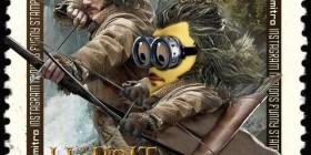 Minions El Hobbit: Girion, el Bardo