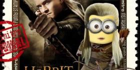 Minions El Hobbit: Legolas