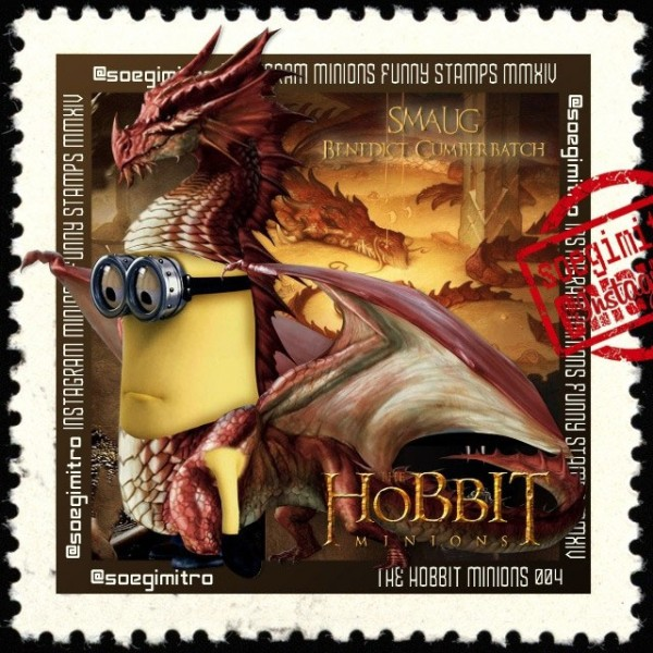 Minions El Hobbit: Smaug