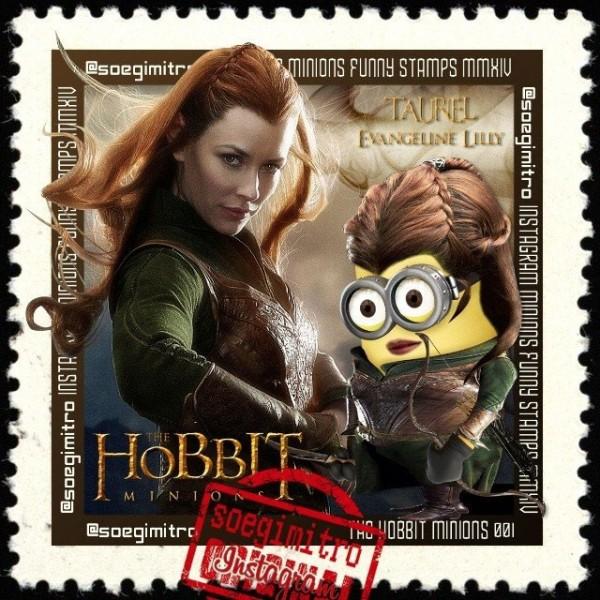 Minions El Hobbit: Tauriel