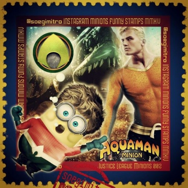 Minions de la Liga de la Justicia: Aquaman