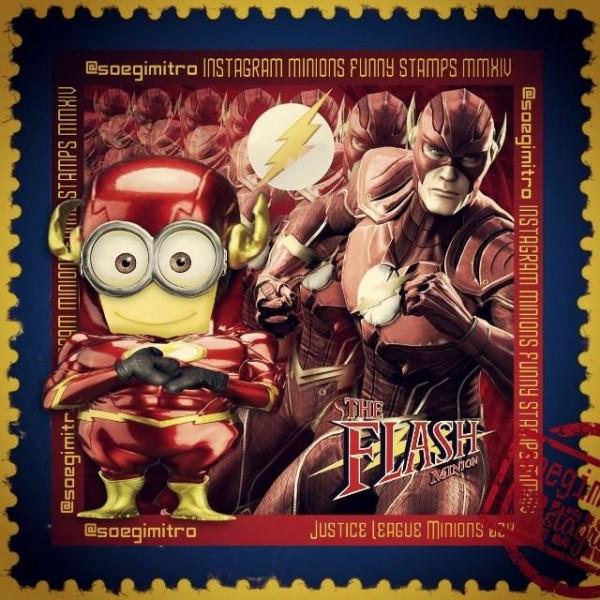 Minions de la Liga de la Justicia: Flash